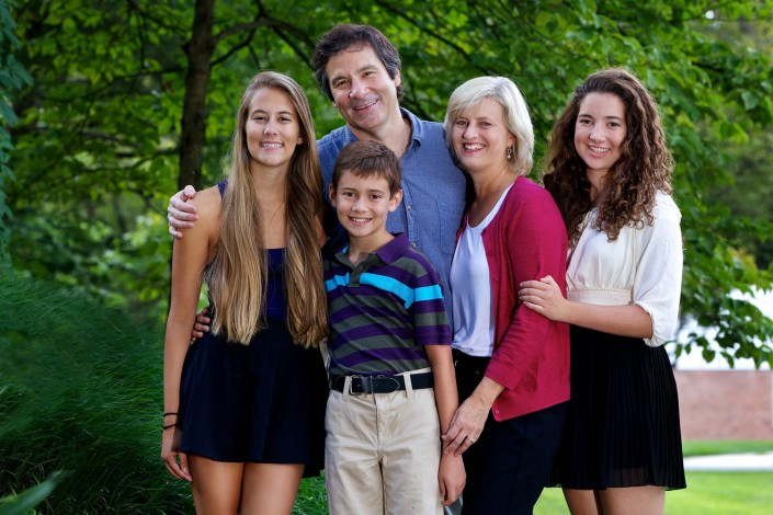 Family portraits Potomac Maryland