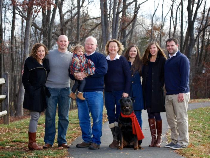 Family Group portrait